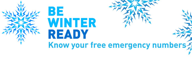 Winter Ready campaign
