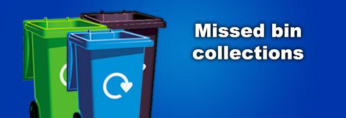 Missed bins