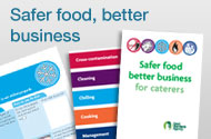 Safer food, better business