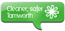 Cleaner,safer Tamworth